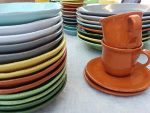 I piatti della linea Tavolozza in promozione - La Culla Delle Idee
