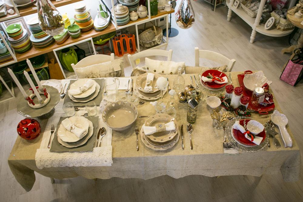 5 consigli per allestire la tavola di natale la culla - Addobbi natalizi per tavola da pranzo ...